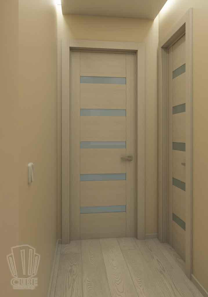 Дизайн интерьера квартиры в Тюмени Николая Семенова д.21. Подарок для мамы (17)