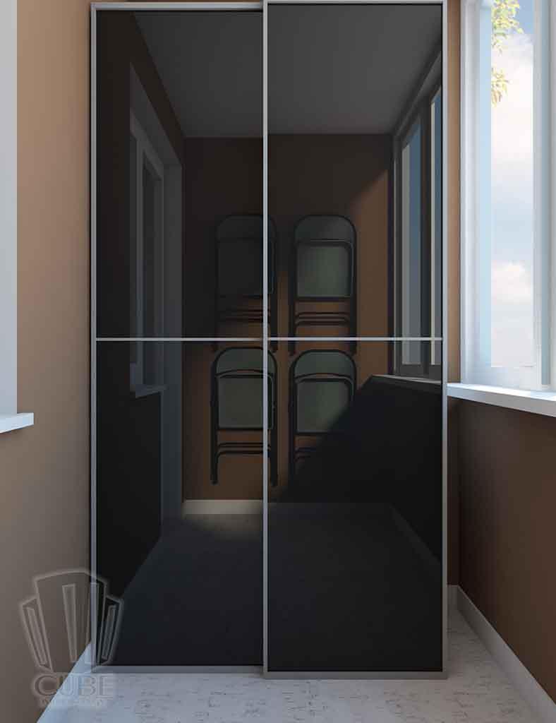 Дизайн квартиры в Тюмени Монтажников, д. 43. Соединение двух квартир (3)