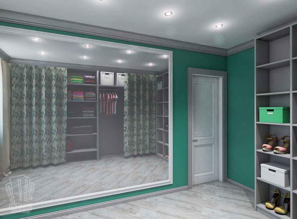 Дизайн-проект ж-к Столичный. Неоклассика для Успешной леди в Тюмени (6)