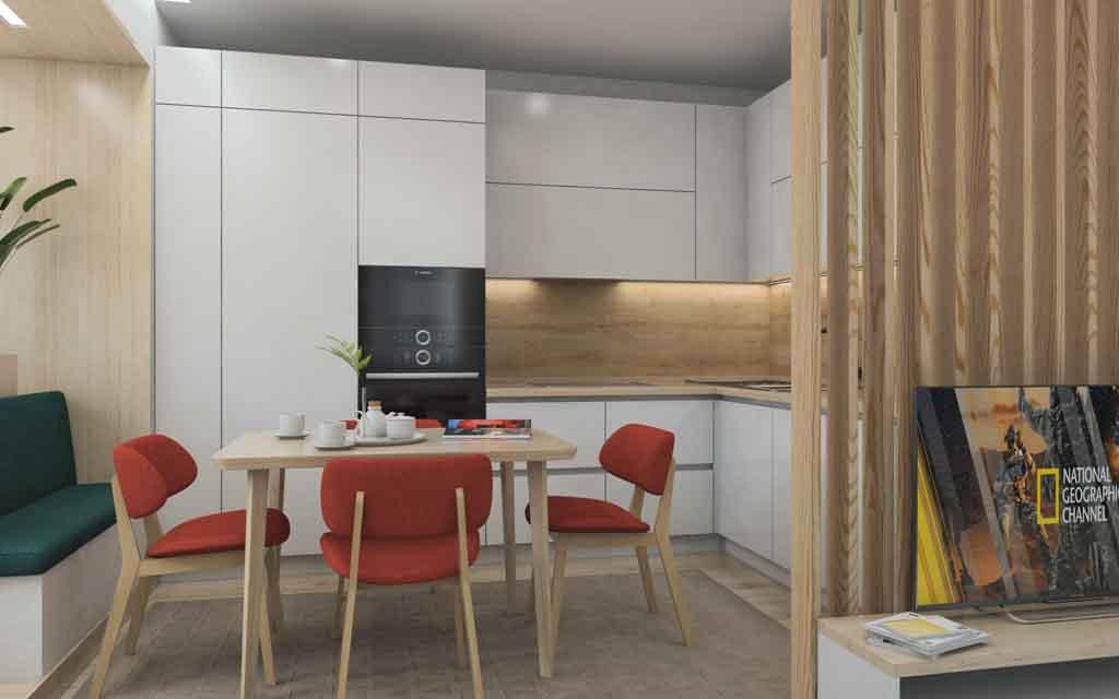 Тюмень улица Маршала Захарова д. 11. Гостиная для большой семьи Дизайн (4)
