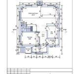1-4 План 1 этажа