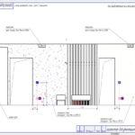 Схема разверток стен прихожей