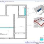 План монтажа конструкций из ГКЛ