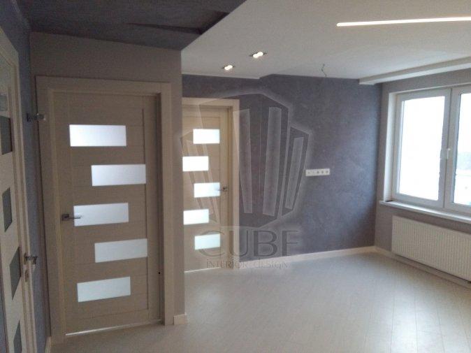 Перепланировка и ремонт квартиры 61 кв.м. г.Тюмень