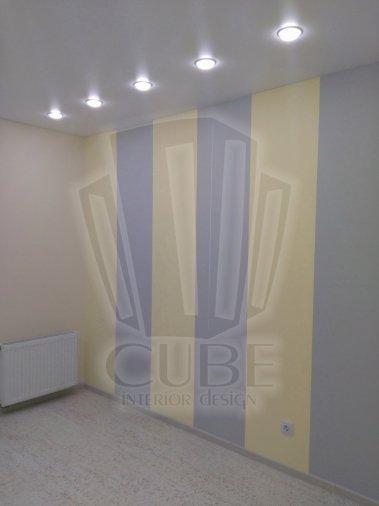 Перепланировка и ремонт квартиры 91 кв.м. г.Тюмень, микрорайон Европейский