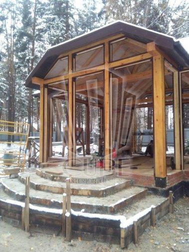 Ремонт и строительство загородного дома в деревне Перевалово