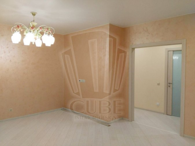 Ремонт квартиры 54 кв.м. г.Тюмень, улица Зелинского, дом 5