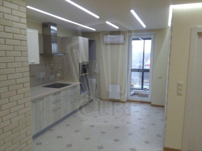 Перепланировка дома 85 кв.м. г.Тюмень, жилой комплекс Новин 12