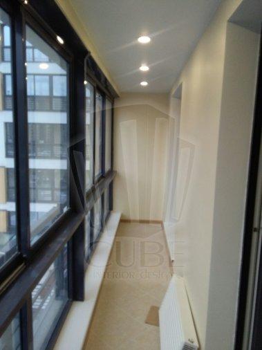 Перепланировка дома 85 кв.м. г.Тюмень, жилой комплекс Новин 13