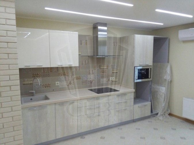 Перепланировка дома 85 кв.м. г.Тюмень, жилой комплекс Новин 14