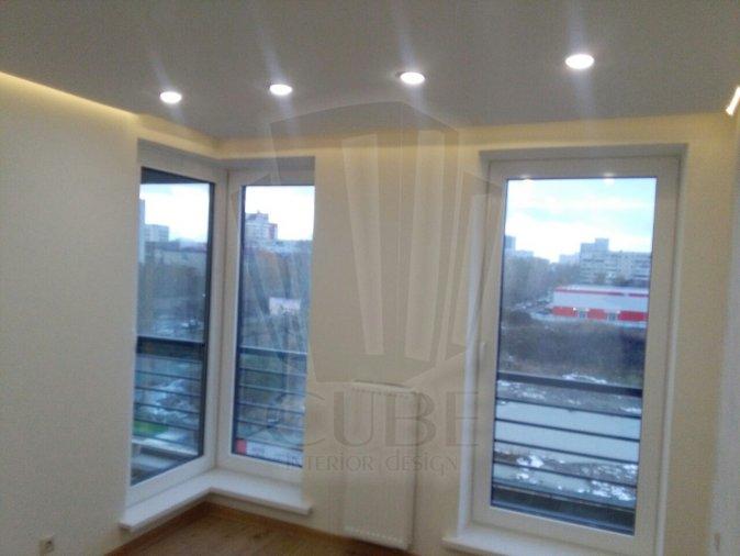 Перепланировка дома 85 кв.м. г.Тюмень, жилой комплекс Новин 10