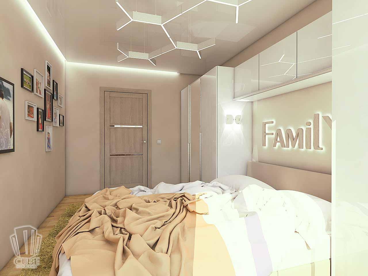 Дизайн интерьера в Тюмени м-н Преображенский Яркая квартира для друзей (4)