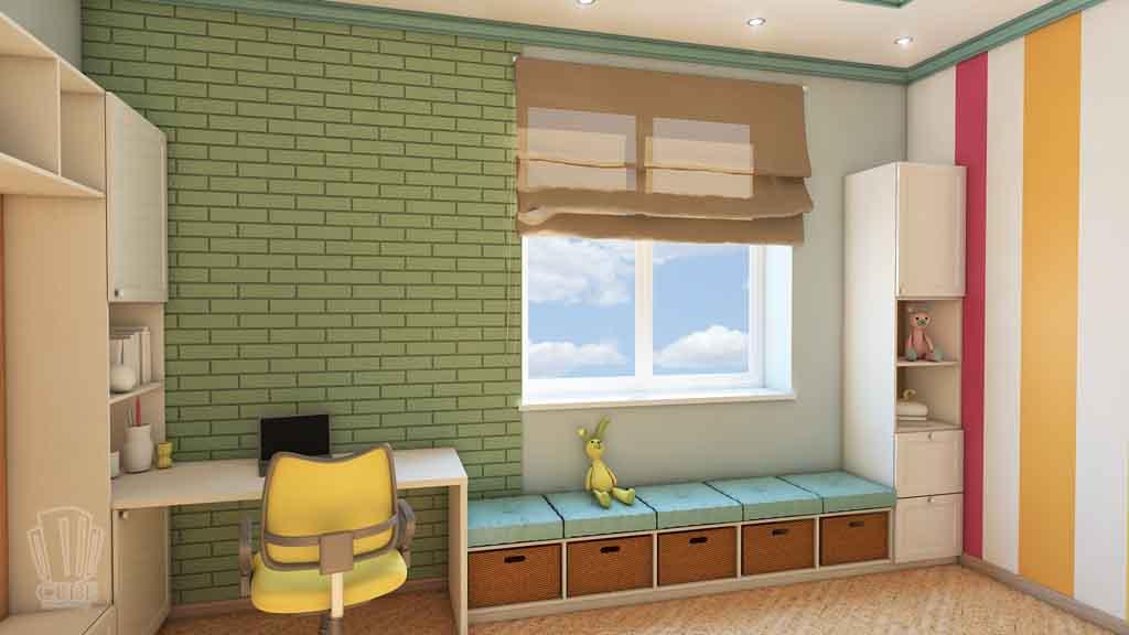 Дизайн-проект дома Паренкина интерьер в Тюмени (1)