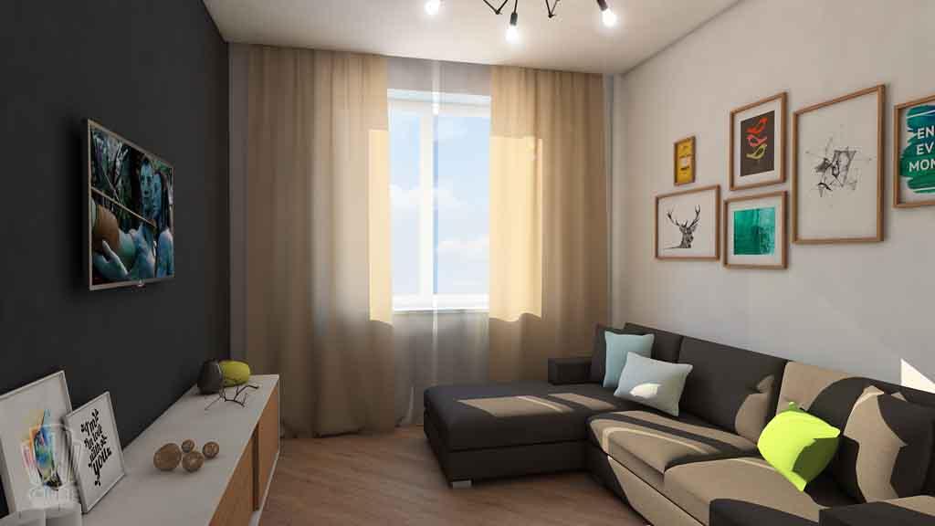 Дизайн-проект дома Паренкина интерьер в Тюмени (12)