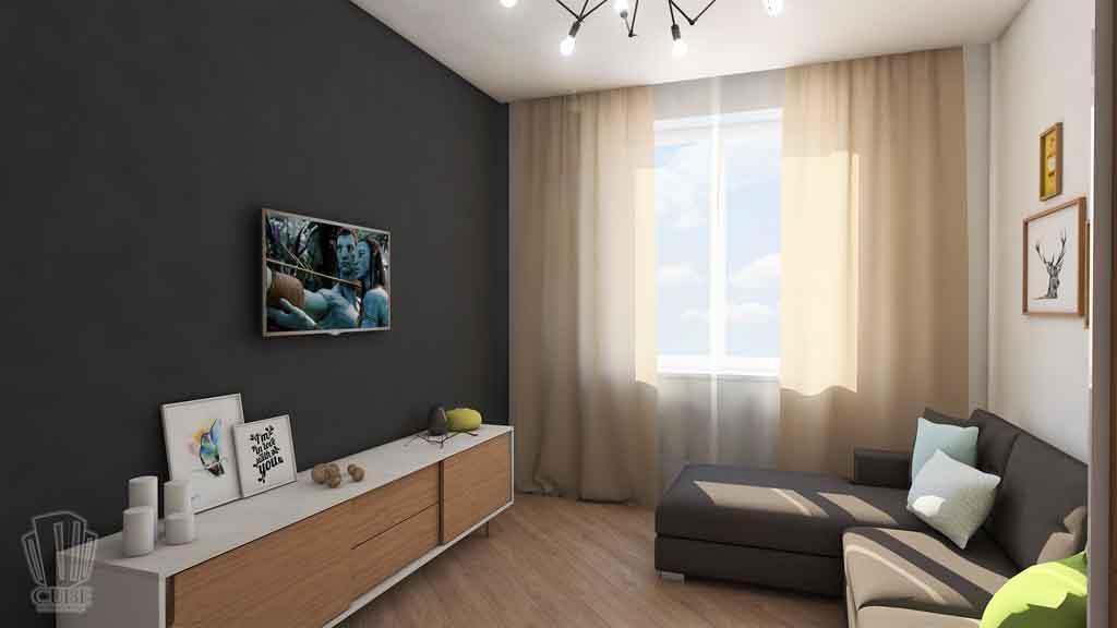Дизайн-проект дома Паренкина интерьер в Тюмени (13)