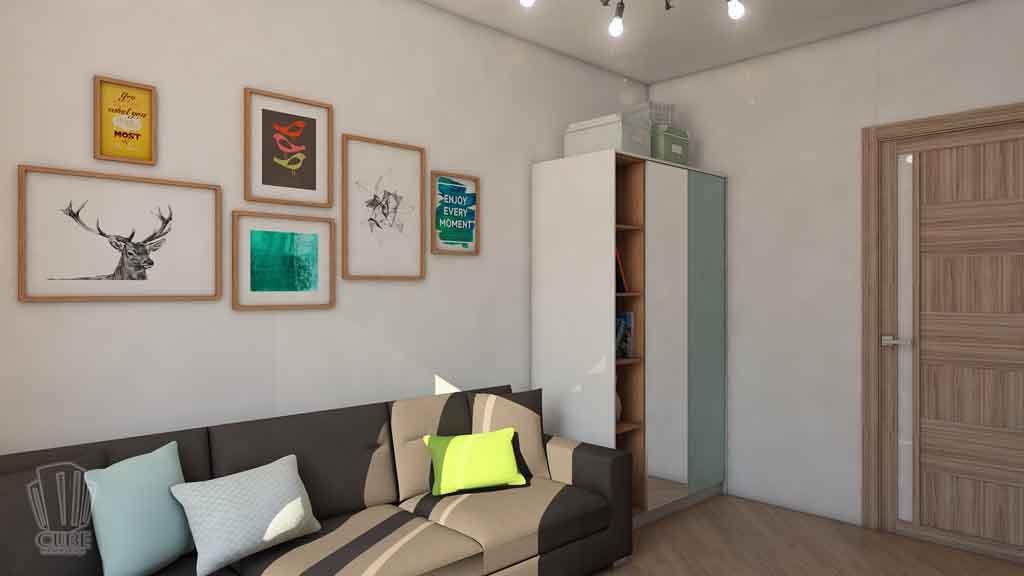 Дизайн-проект дома Паренкина интерьер в Тюмени (15)