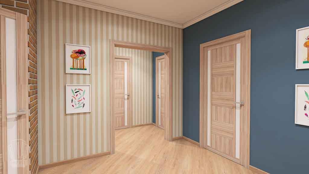 Дизайн-проект дома Паренкина интерьер в Тюмени (18)