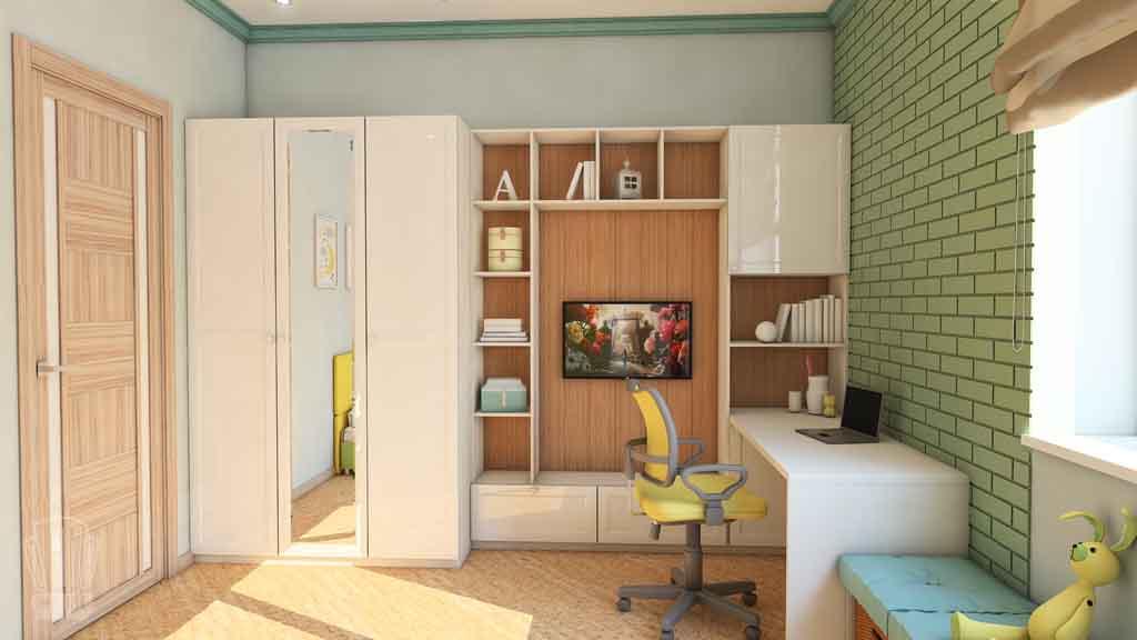 Дизайн-проект дома Паренкина интерьер в Тюмени (3)