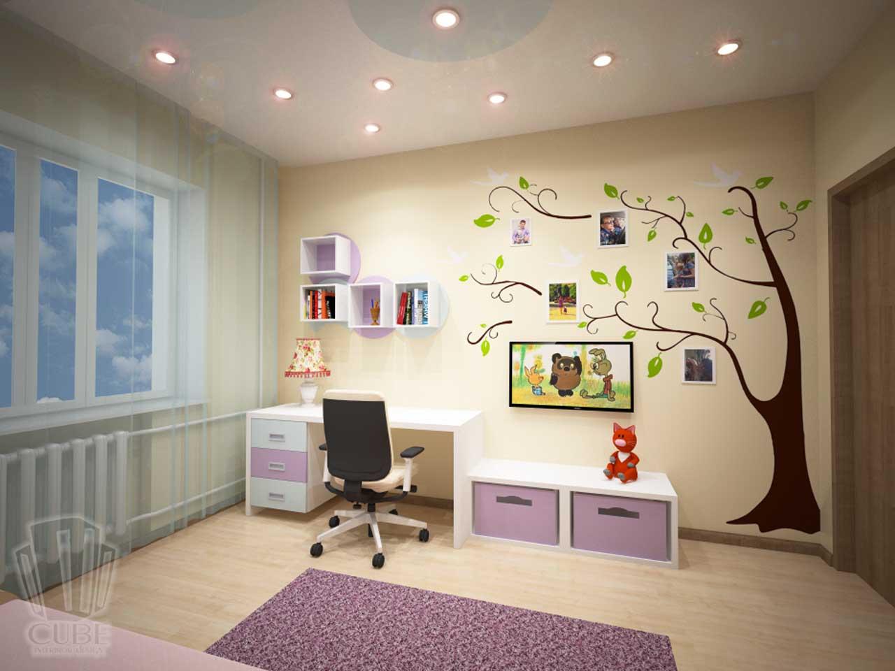 Дизайн-проект интерьера. Тюмень ул. Широтная д.158. Квартира для молодой семьи (1)