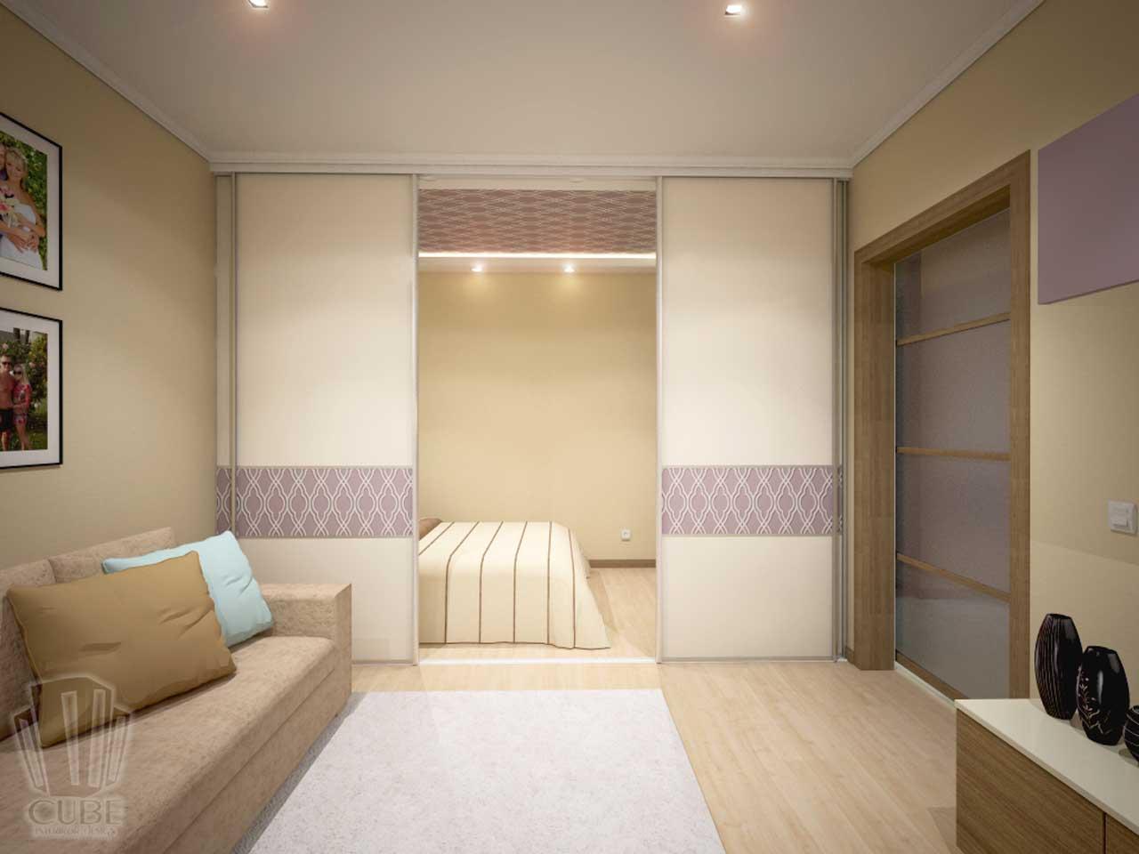Дизайн-проект интерьера. Тюмень ул. Широтная д.158. Квартира для молодой семьи (12)