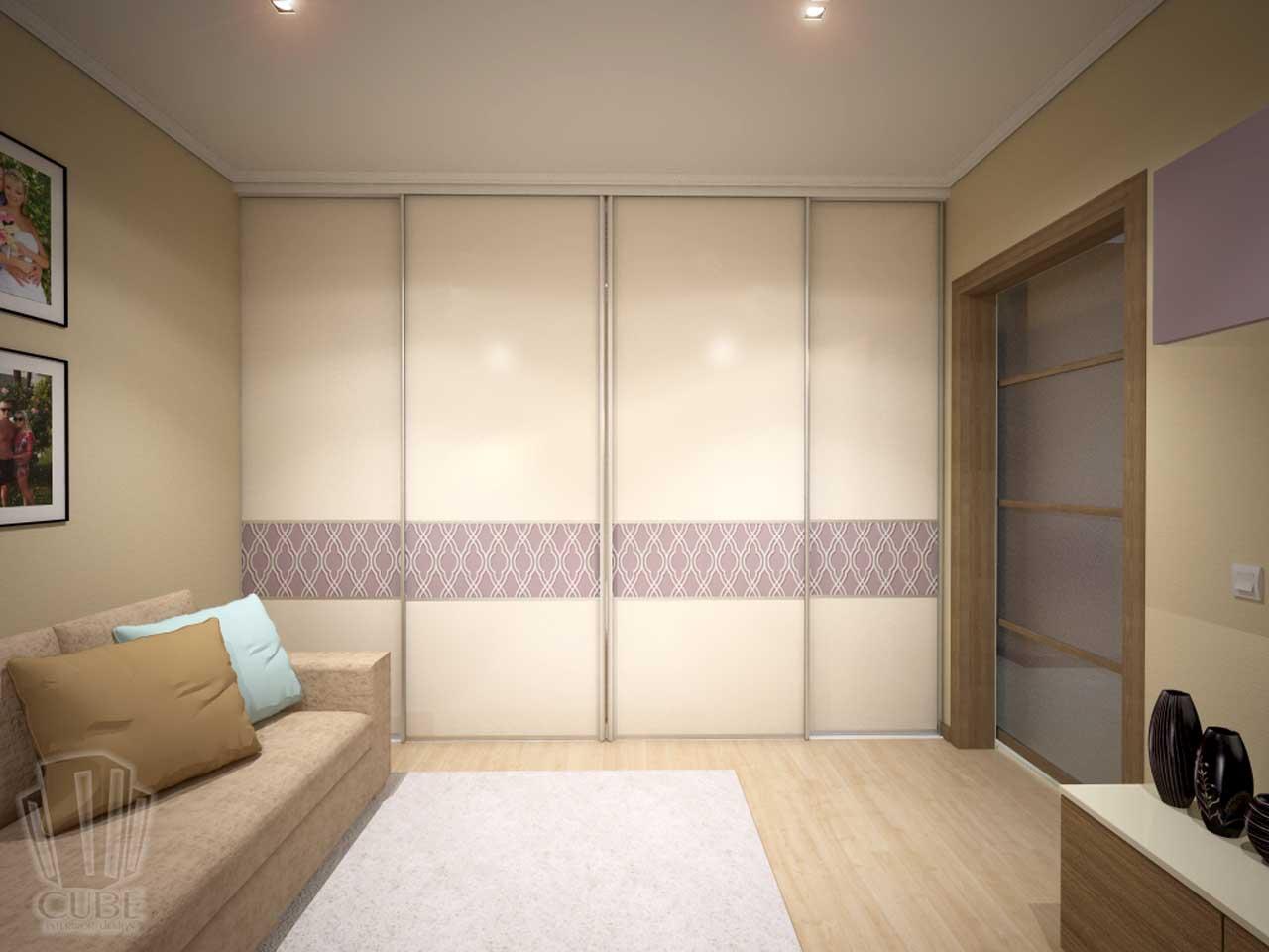 Дизайн-проект интерьера. Тюмень ул. Широтная д.158. Квартира для молодой семьи (13)
