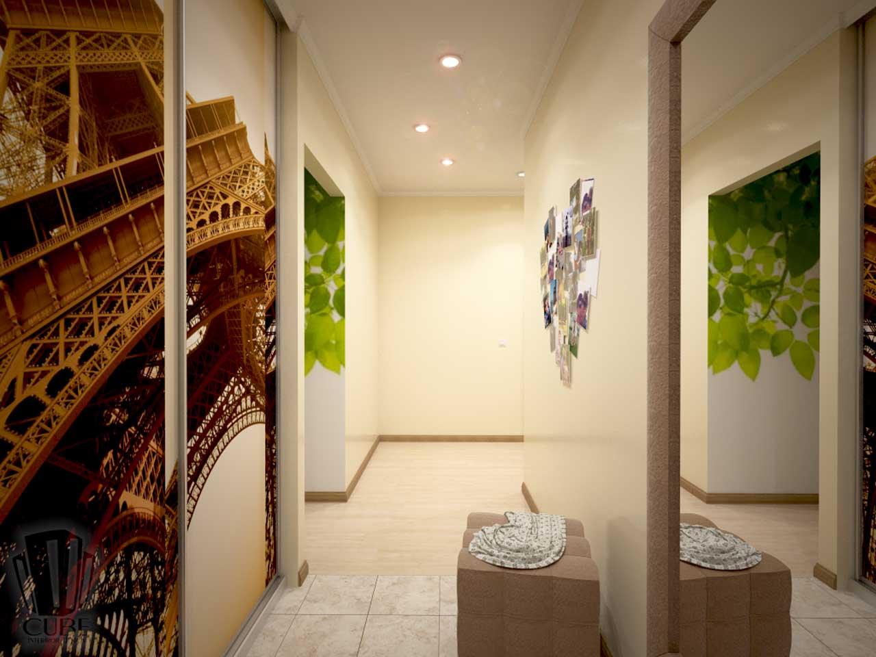 Дизайн-проект интерьера. Тюмень ул. Широтная д.158. Квартира для молодой семьи (21)