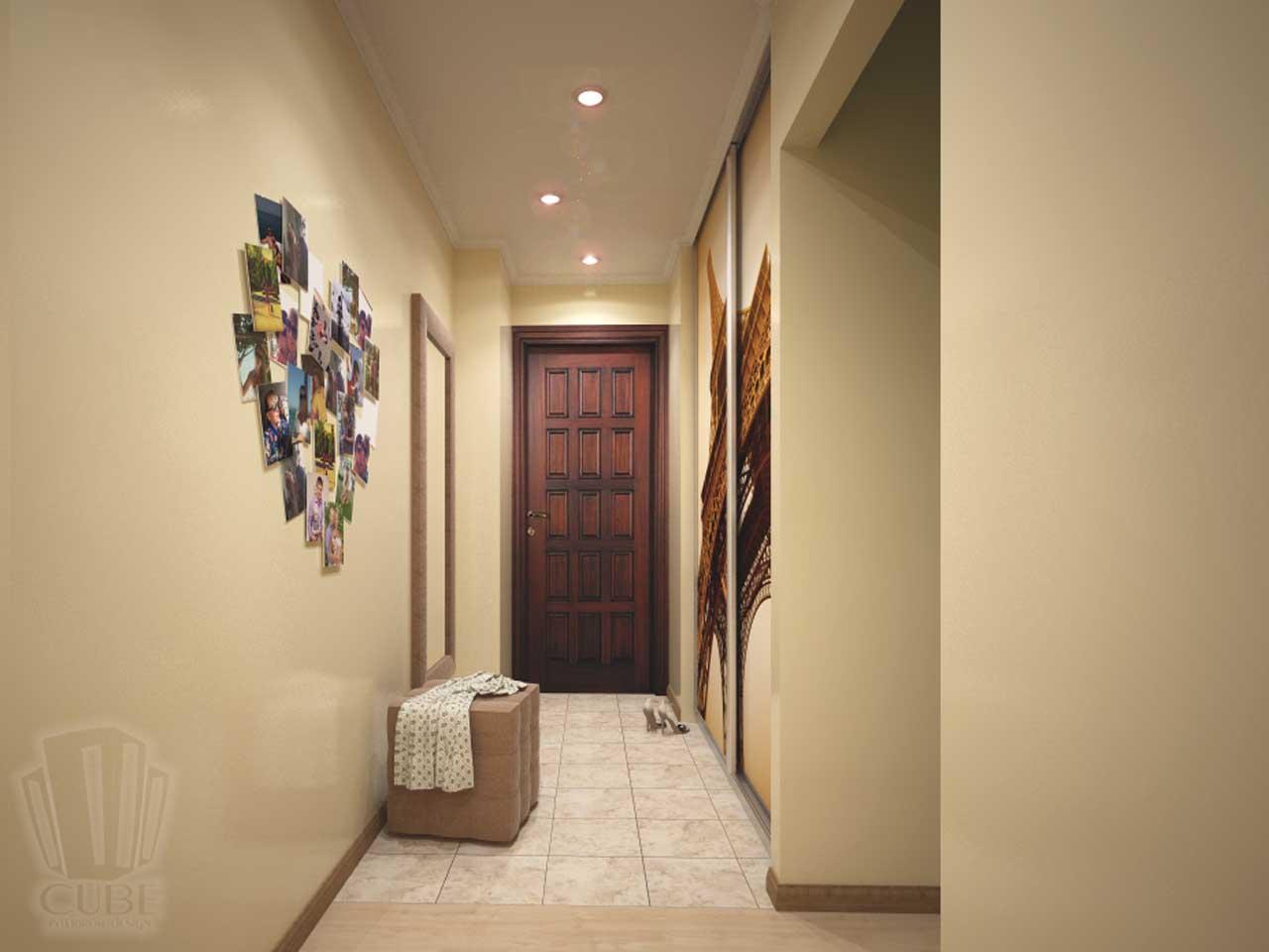 Дизайн-проект интерьера. Тюмень ул. Широтная д.158. Квартира для молодой семьи (22)