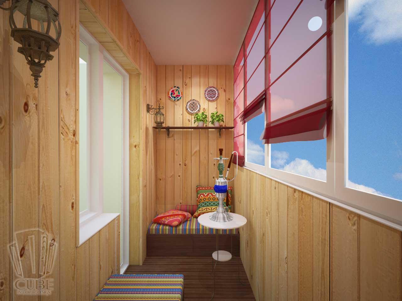 Дизайн-проект интерьера. Тюмень ул. Широтная д.158. Квартира для молодой семьи (6)