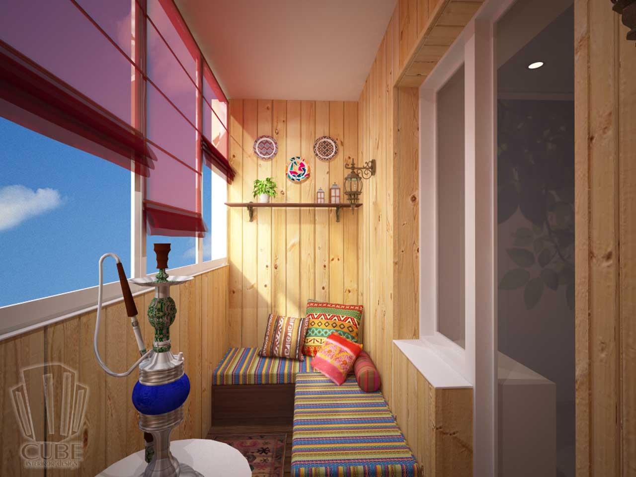 Дизайн-проект интерьера. Тюмень ул. Широтная д.158. Квартира для молодой семьи (8)