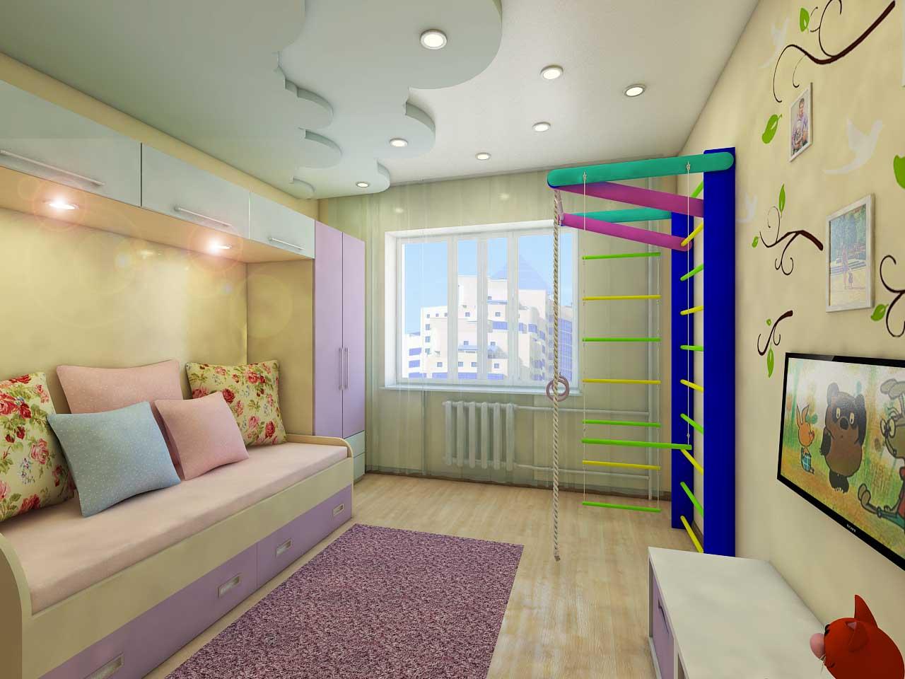 Дизайн-проект интерьера. Тюмень ул. Широтная д.158. Квартира для молодой семьи (9)