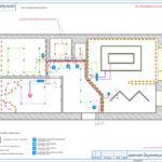 план монтажа выключателей