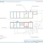 схема розеток кухонного гарнитура